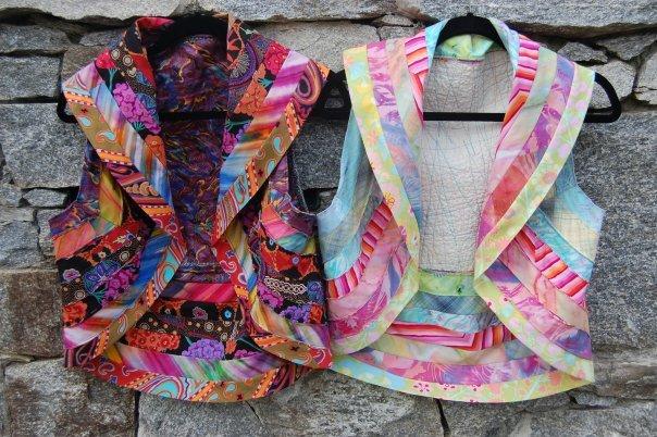Heidi Emmett-Calypso Vest