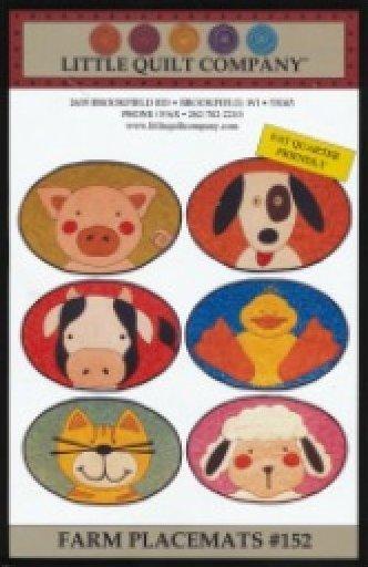 Little Quilt Company: Farm Animal Placements 152