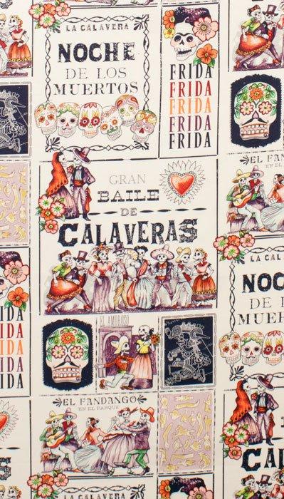 Alexander Henry: Folklorico  - Baile de Calaveras 7924 A
