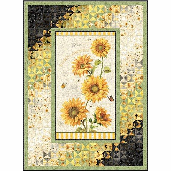 Follow The Sun Quilt Kit 1496422280