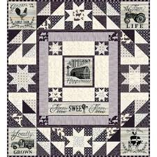 Moda- Homegrown 19820 Quilt Kit