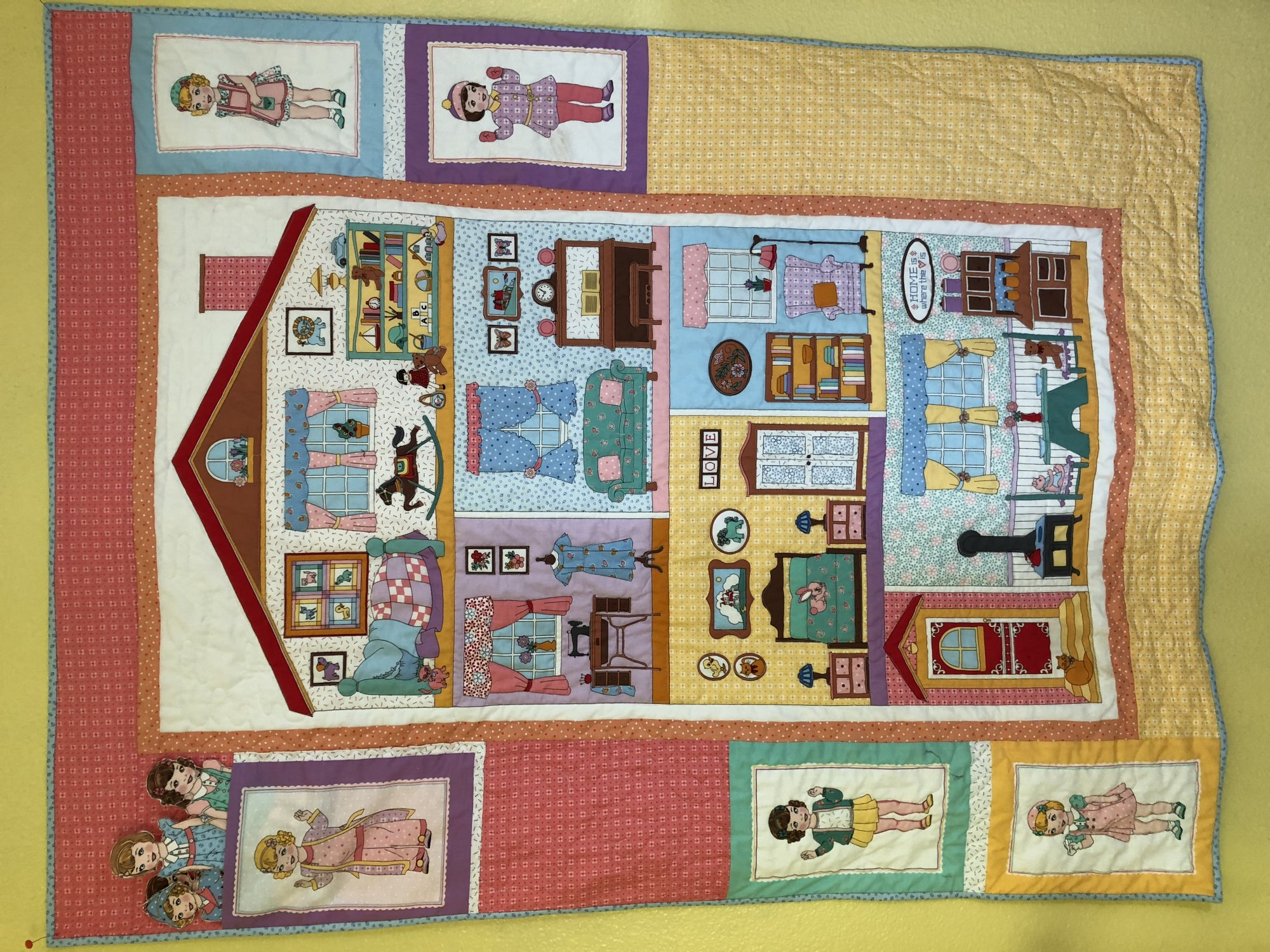 Fabric-Chicks-Penny's Doll Kit