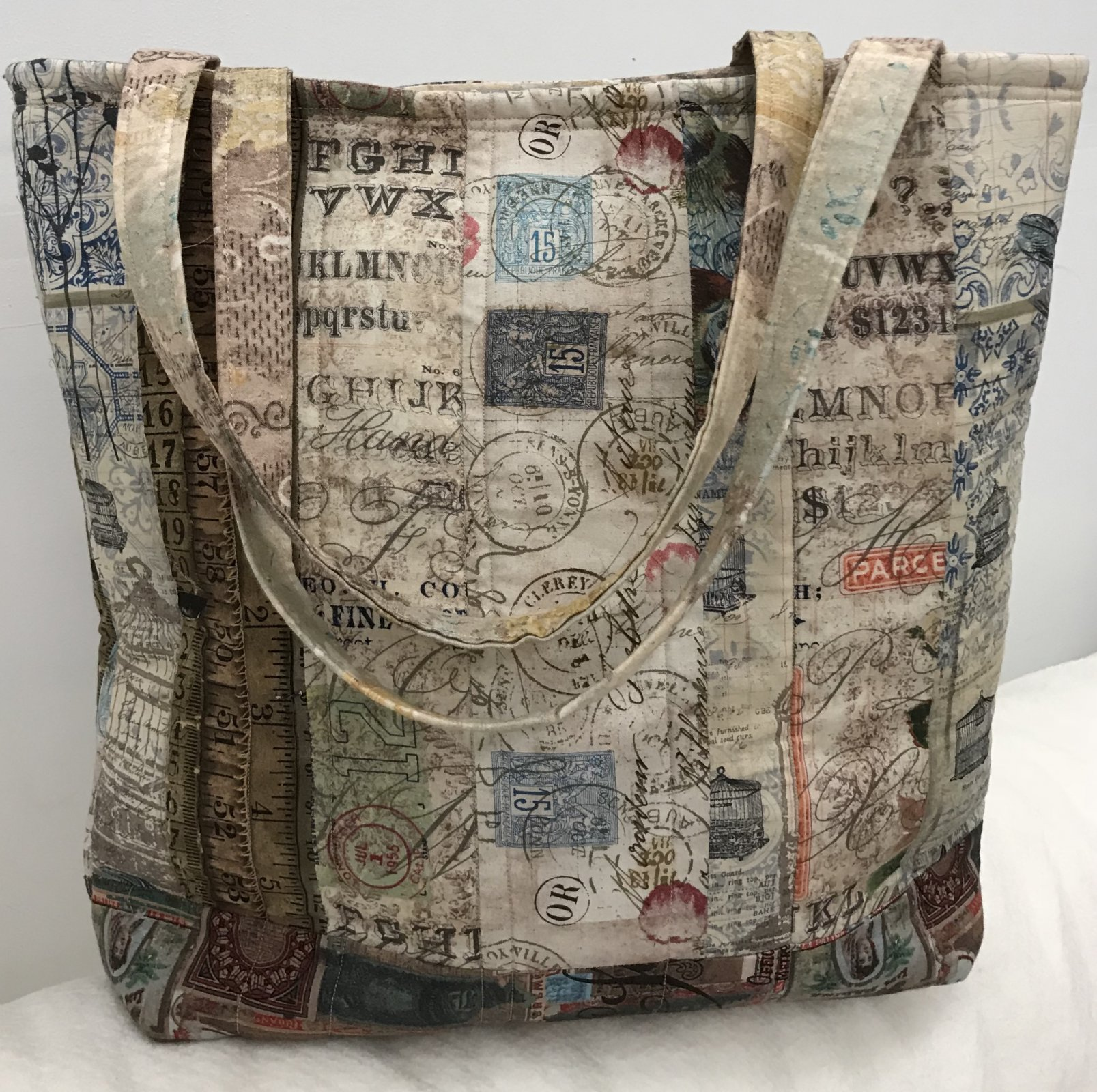 Eclectic Elements Market Tote