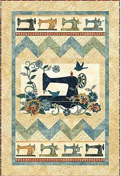 Let's Sew Happy Quilt Kit