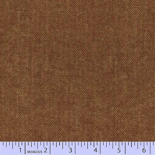 Marcus Brothers Textiles: Primo Plaids Flannel- Gold- RO9-J200-139W