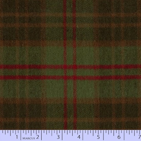 Marcus Brothers Textiles: Primo Plaid Flannel- R09-J337-0114
