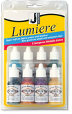 Lumiere Mini Exciter Pack 8 Gorgeous Metallic Colors JAC9920