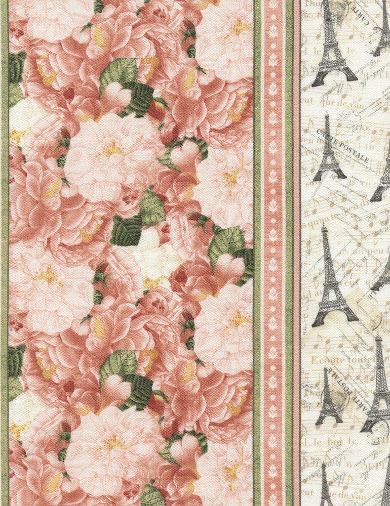 Timeless Treasures- Jessics C3562 Pink