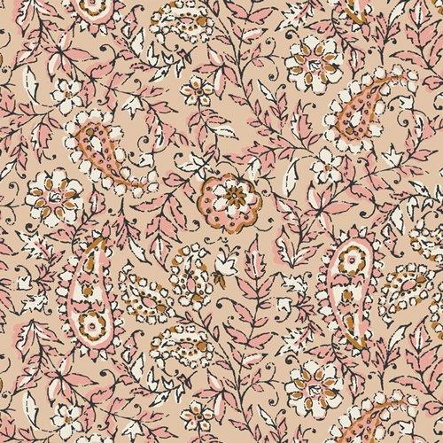 Kismet-India Ink Parchment