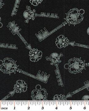 Benartex-Gothic Glam-4939M 11