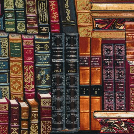 Timeless Treasures-Library-CM8214