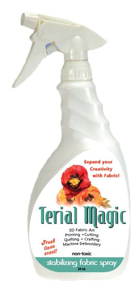 Terial Magic 24 oz. Bottle