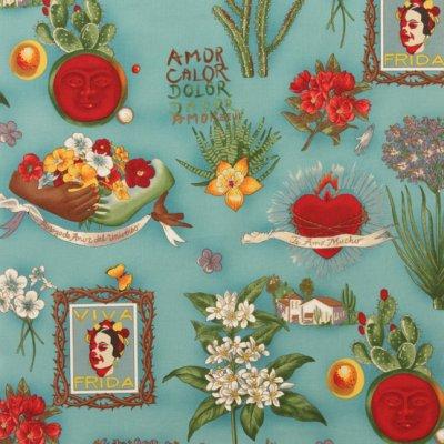 Alexander Henry-Viva Frida 1406D