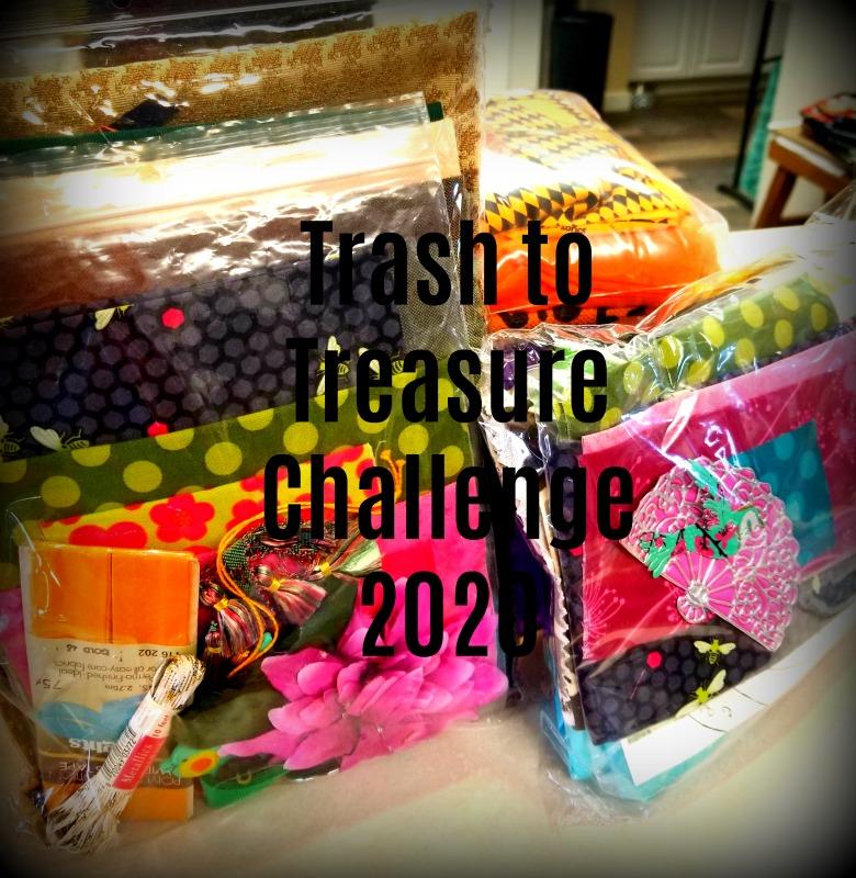 Trash to Treasure Challenge 2020