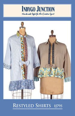 Indygo Junction - Restyled Shirts IJ795