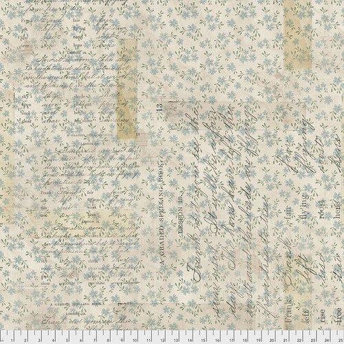 Eclectic Elements- Tim Holtz - Memoranda Spelling Book PWTH114.AQUA