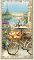 Wilmington Prints-Le Cafe 1077 89164 245 Panel