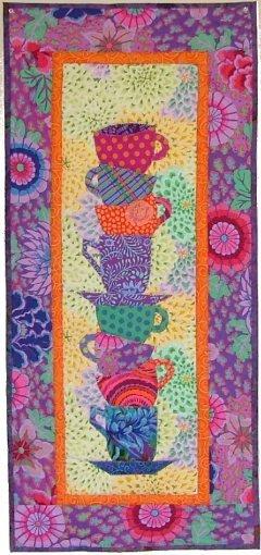 Virginia Robertson Designs: Stack Of Cups