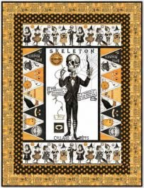 Costume Makers Ball Quilt Kit