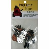 Terial Arts: Snap Clips - 12pk.