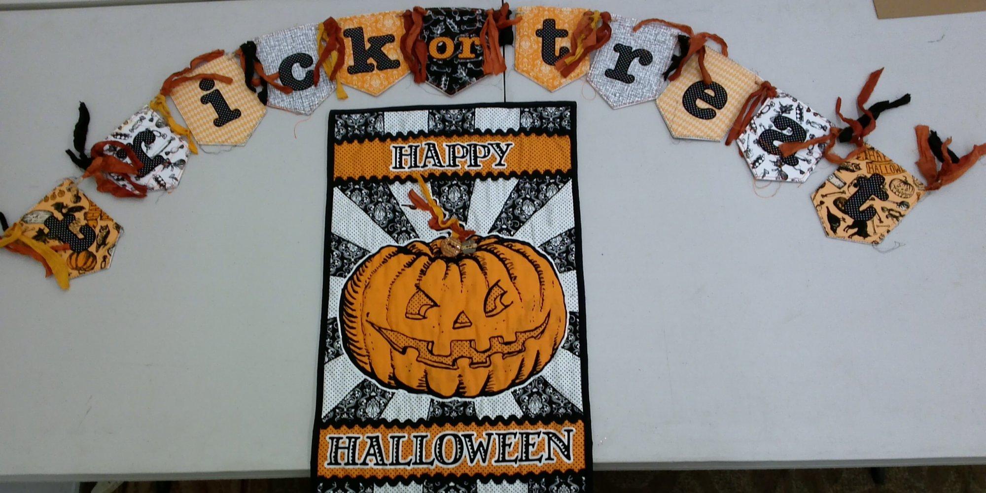 Trick or Treat Happy Halloween