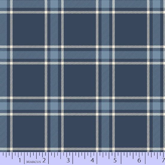Marcus Brothers Textiles: Primo Plaid Flannel- R09-U040-0110
