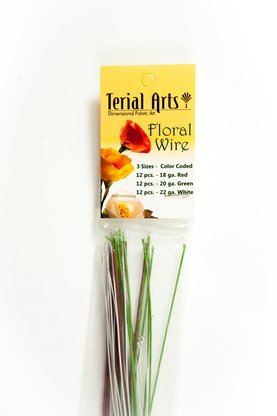 Terial Arts: Floral Wire