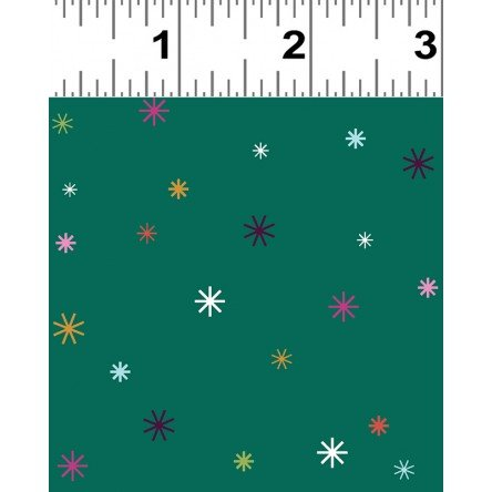 Clothworks-Stitch Cats Y2583-107 Emerald