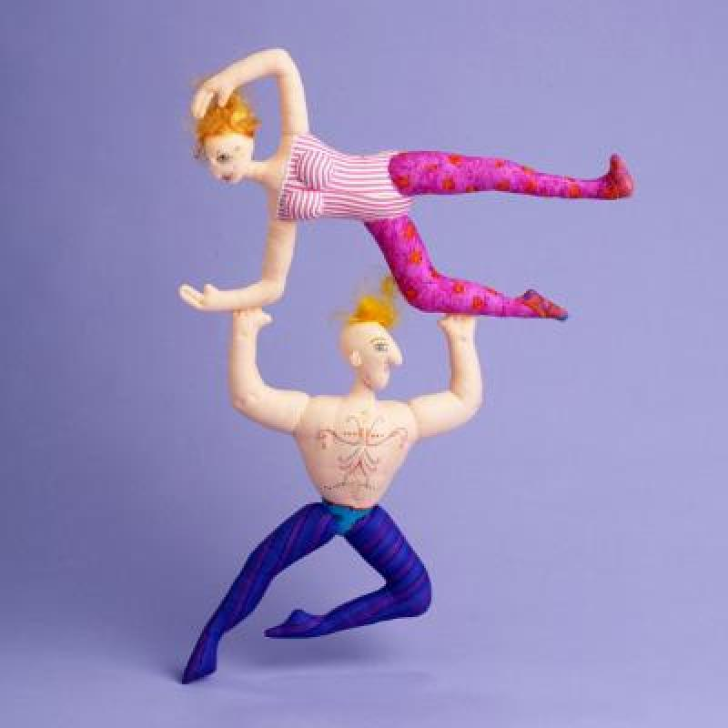 epb: Mighty John The Titan And The Lady In Pink Tights