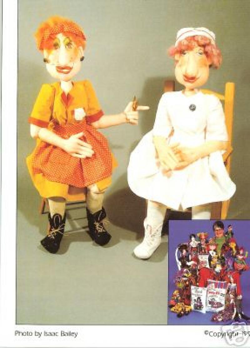 epb: Nurse & Waitress