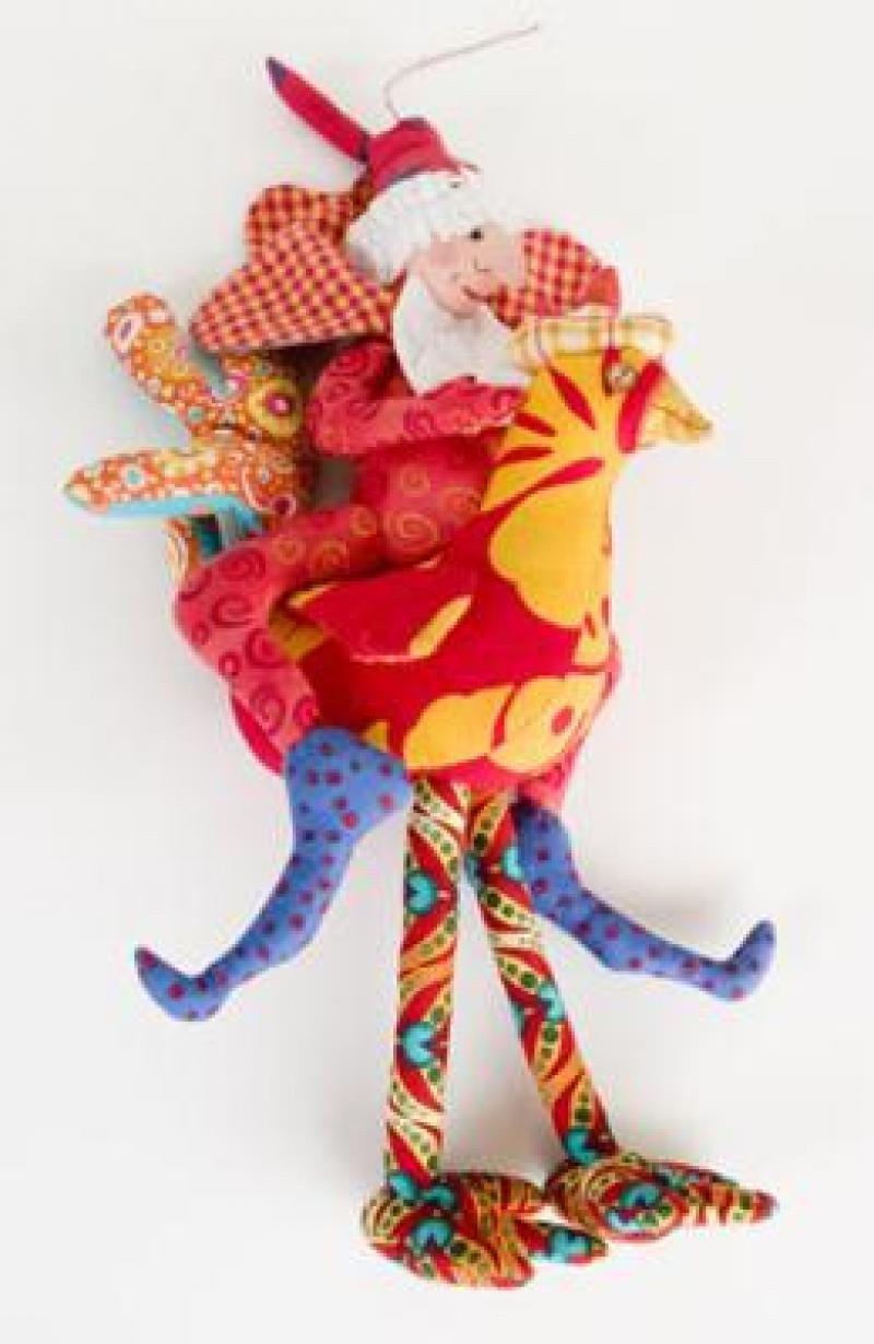 epb: Santa And The Big Chicken