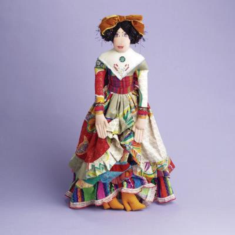 epb: Victorian Doll