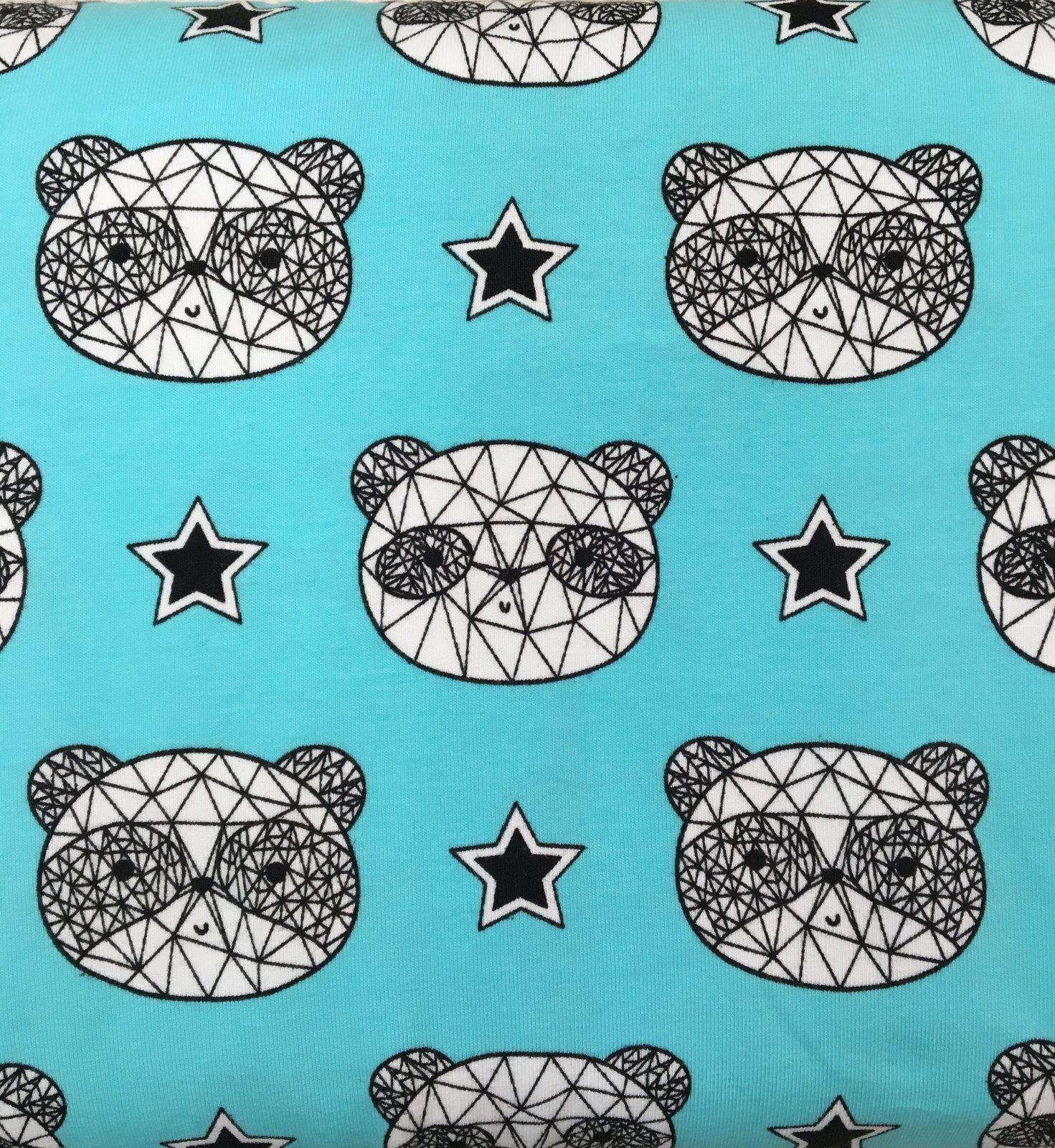 Avalana Panda Knit - Turquoise