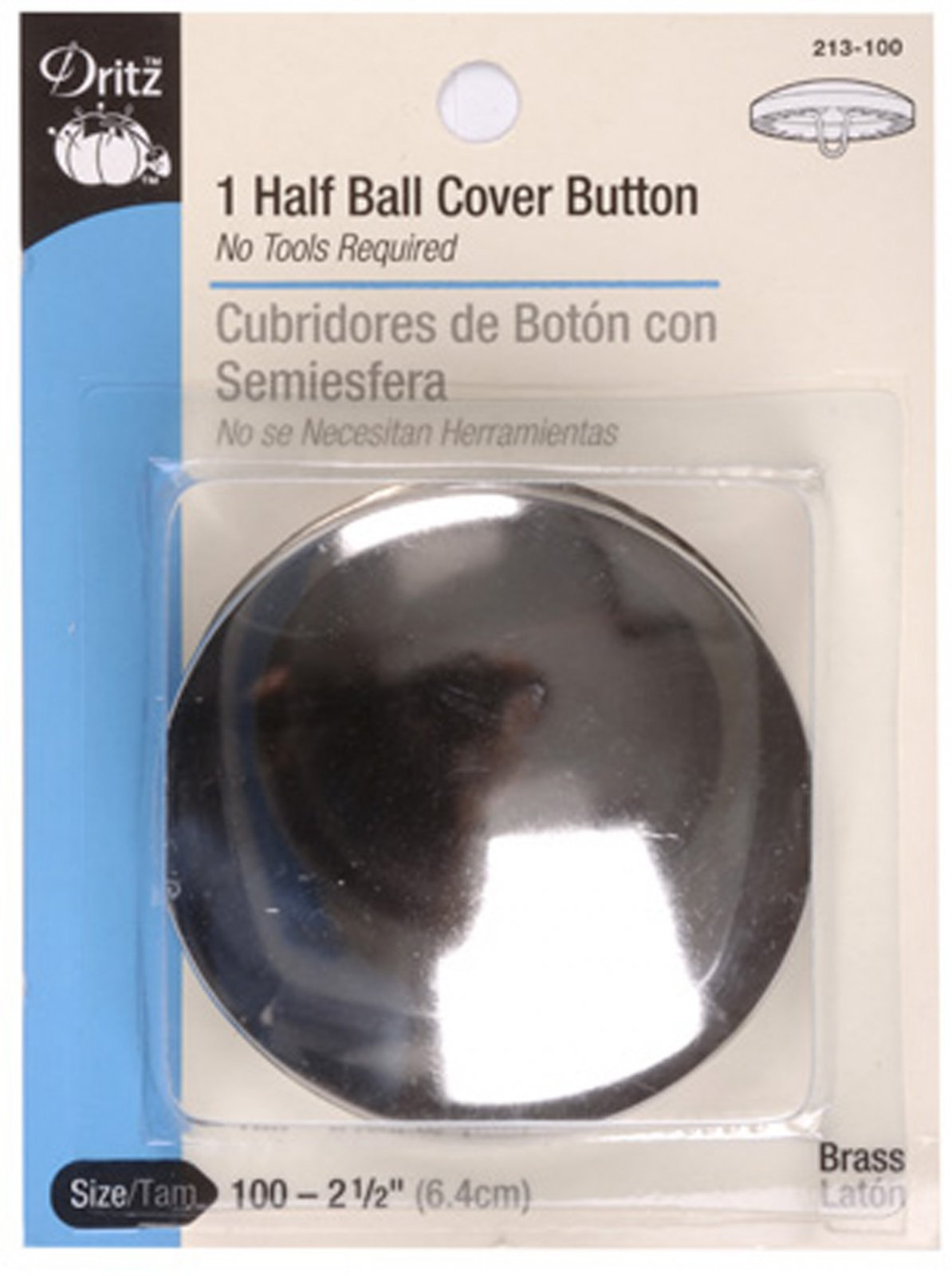 Button Cover 2 1/2