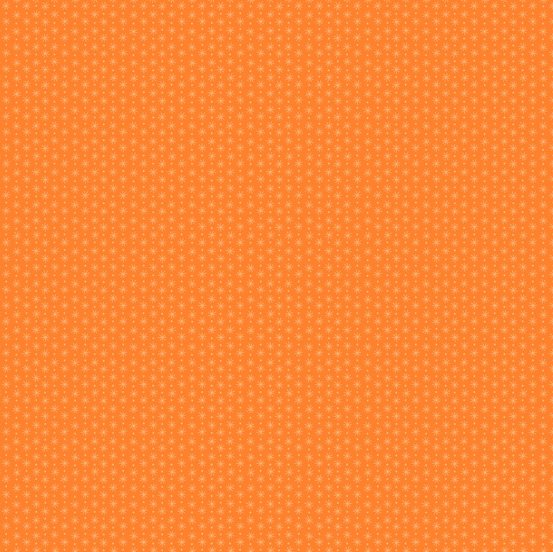 Asterisk - Orange