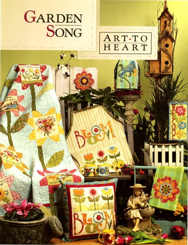 Garden Song Booklet