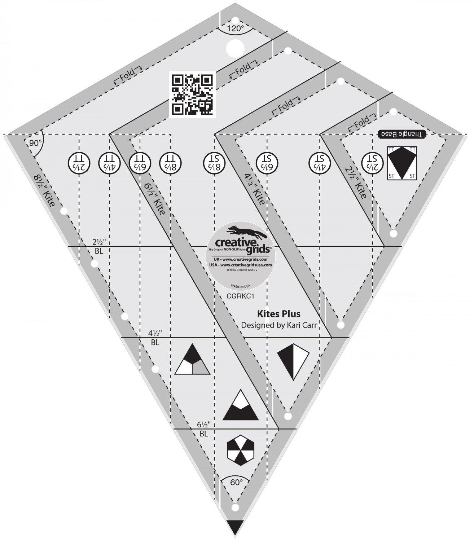 Kites Plus Ruler