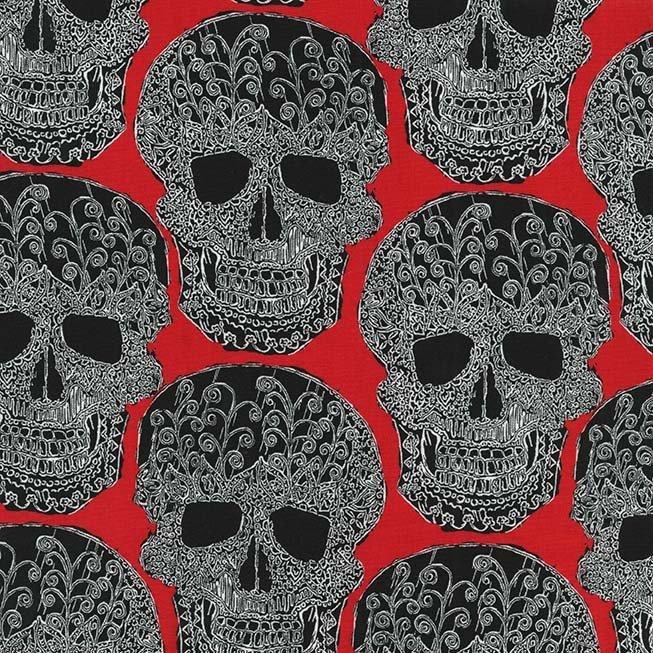 Art Skull - Red