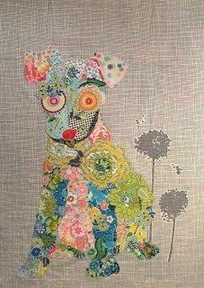 Emerson Puppy Quilt Pattern