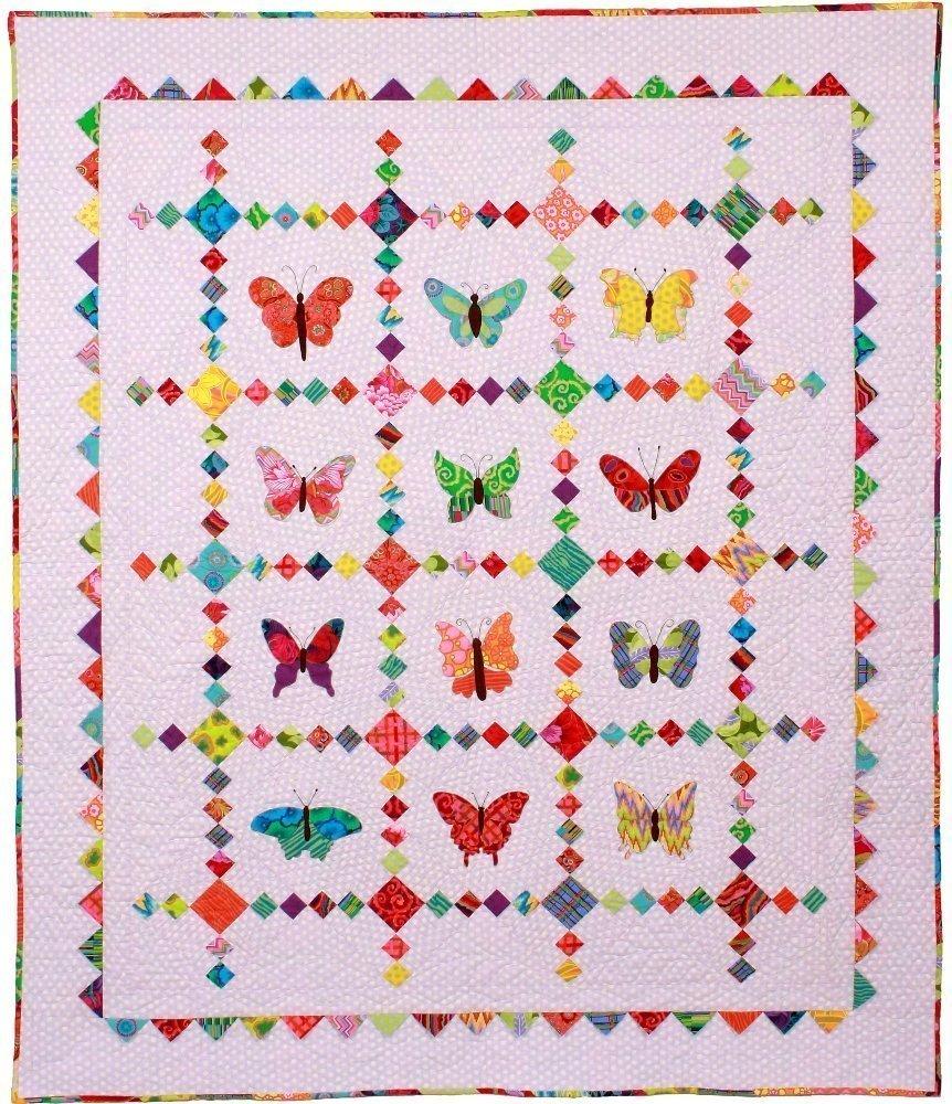 Grandmothers Butterflies Pattern