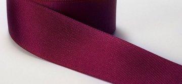 Grosgrain Ribbon 1 1/2in - Burgundy