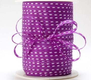 Center Stitch 1/8in - Purple