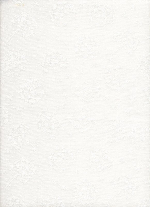 Dandelion White-on-White (WOW)