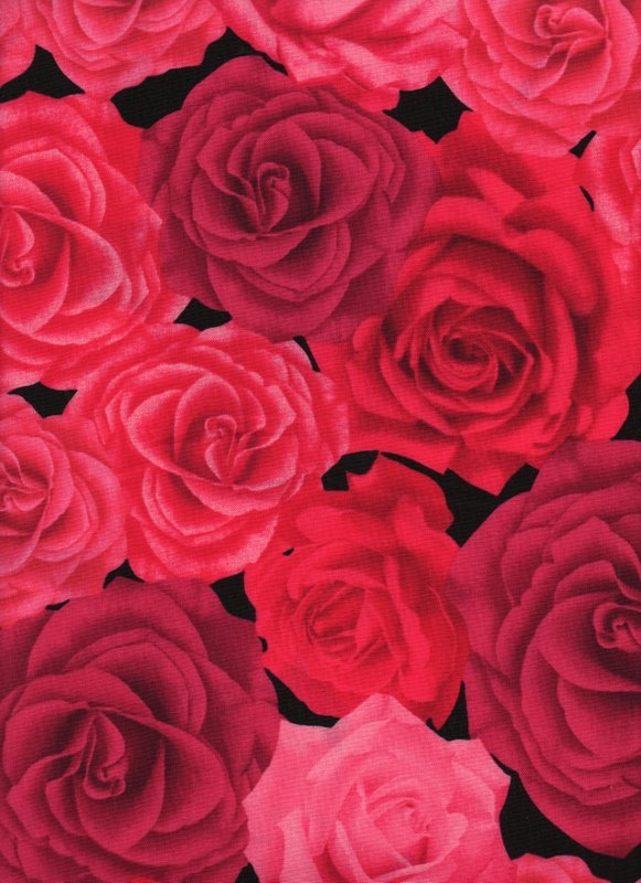 Roses, Roses - Large Packed Roses