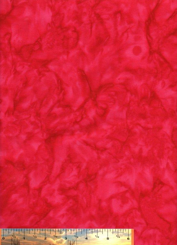 Cherry Tonal Batik