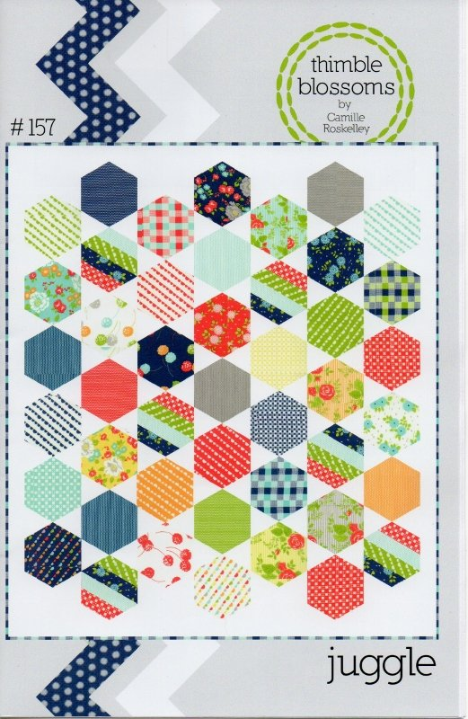 Juggle Quilt Pattern and Kit