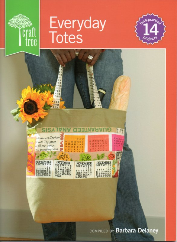 Everyday Totes Book