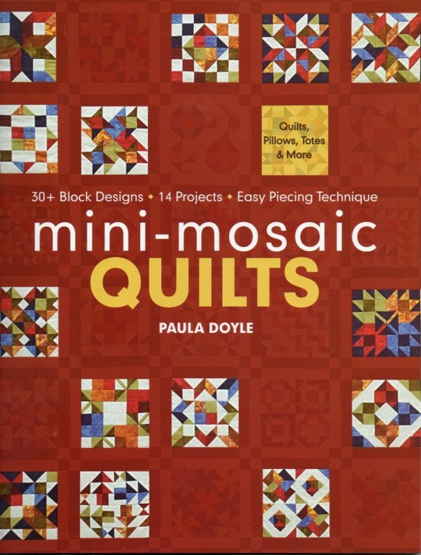 Mini-Mosaic Quilts Book