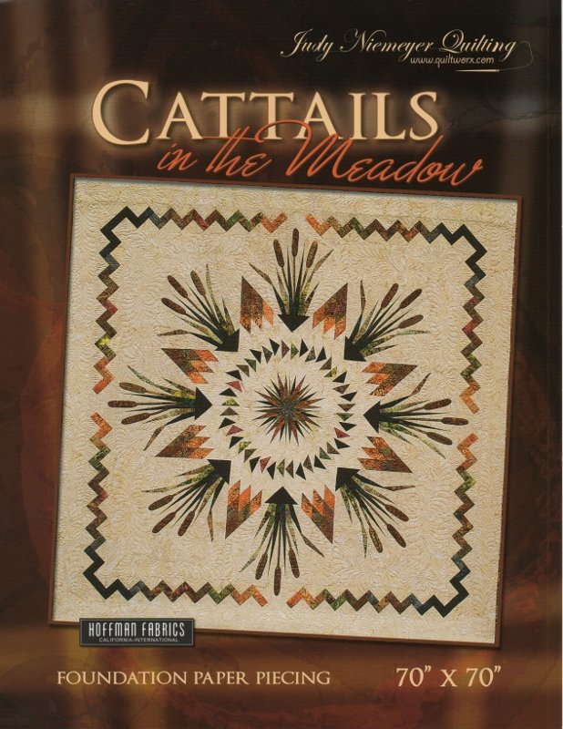 Cattails Quilt Pattern and Kit