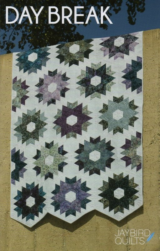 Day Break Quilt Pattern and Kits
